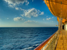 Disney Cruise deck desktop wallpaper