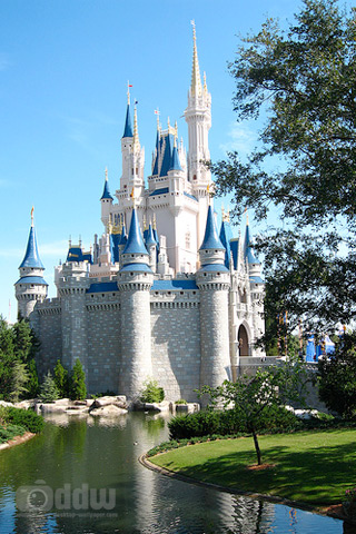When you think of Walt Disney World, you think of Cinderella's Castle.
