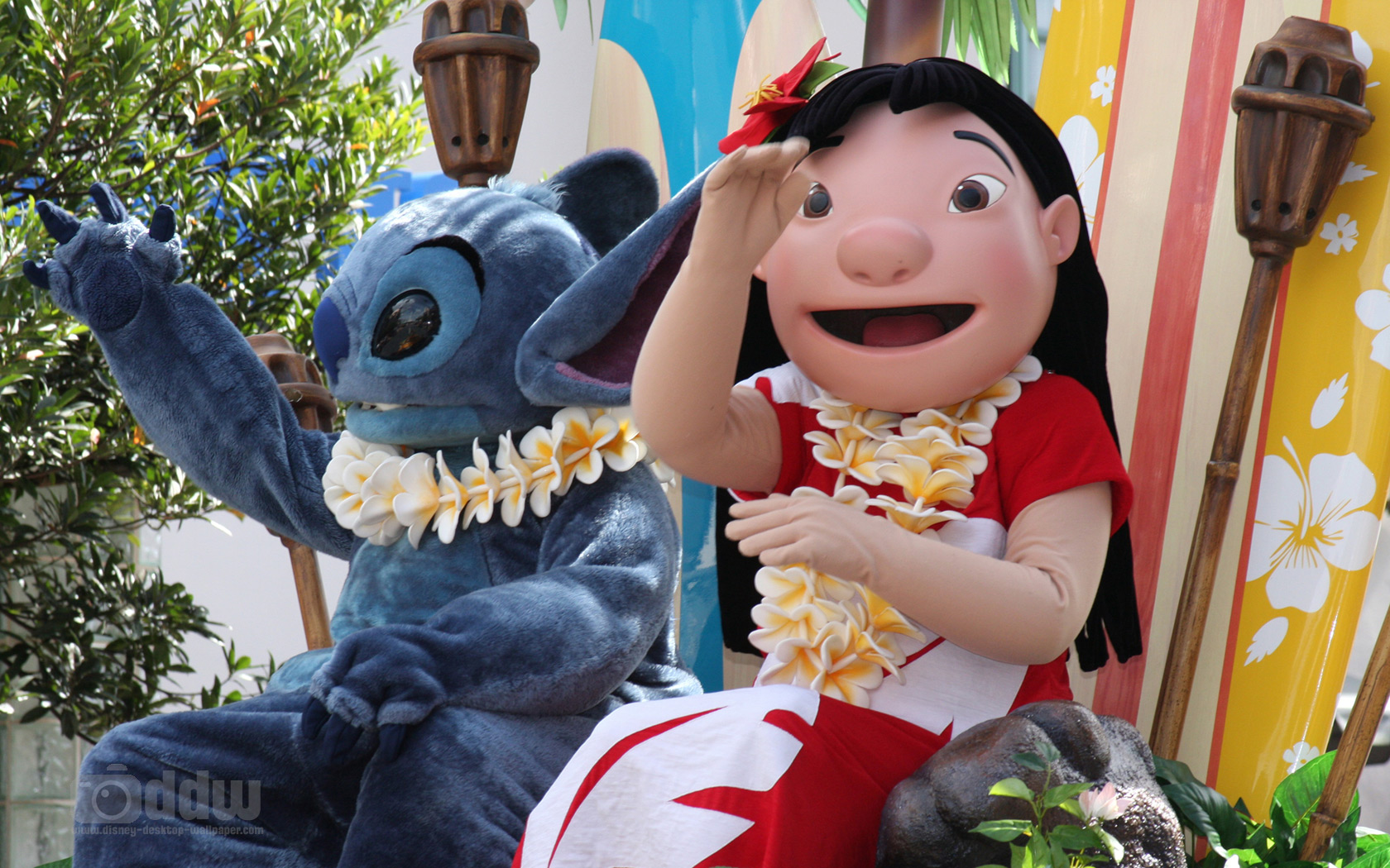Lilo and Stitch Desktop Wallpaper